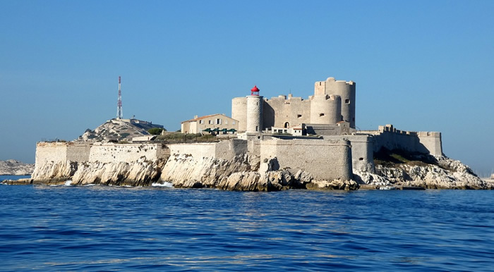 Chateau d If France Marseille