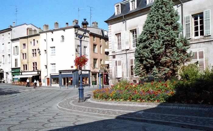 Vieille ville Nancy France